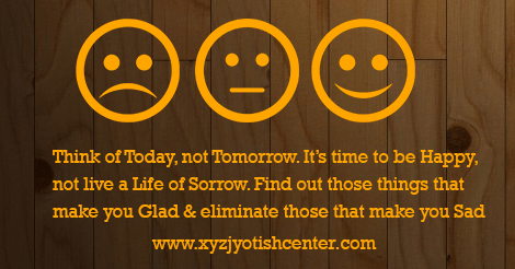 How to be always happy and free from sorrow